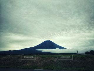 曇りなのに丸見えの写真・画像素材[1300152]