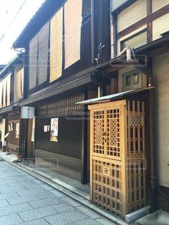 京都の通りの写真・画像素材[1351617]