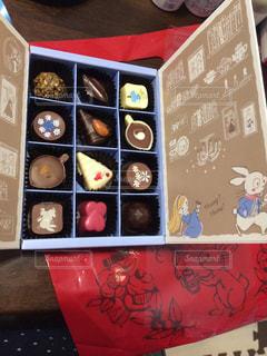 チョコレート☆の写真・画像素材[1309437]
