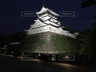 北九州の城の写真・画像素材[1299782]