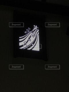 礼拝堂のステンドグラスの写真・画像素材[1300353]