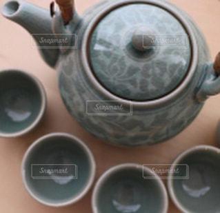 韓国青磁の写真・画像素材[1307670]