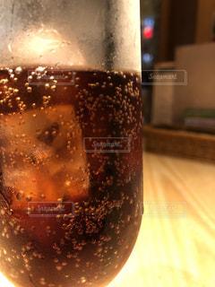コーラの写真・画像素材[1588421]