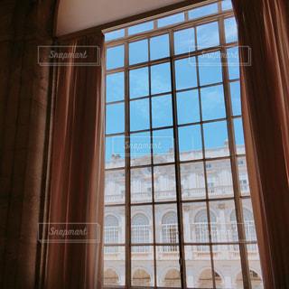 窓からの眺めの写真・画像素材[1343965]
