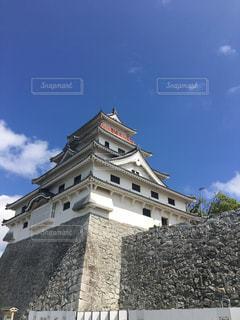唐津城の写真・画像素材[2272415]