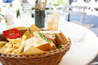さわやかサンドイッチの写真・画像素材[1302041]