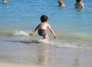 なんちゃってサーフィンの写真・画像素材[1306738]
