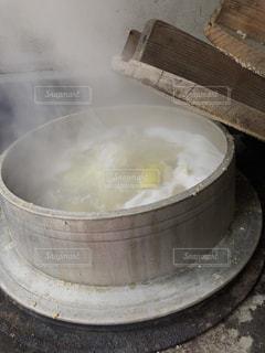 タケノコ湯がきの写真・画像素材[2027788]