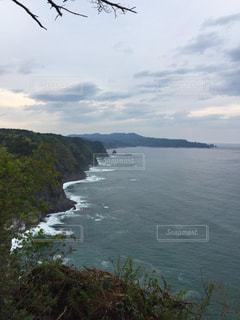岩手県のリアス式海岸の写真・画像素材[1303497]