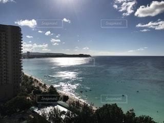 南の島の海と空の写真・画像素材[1303794]