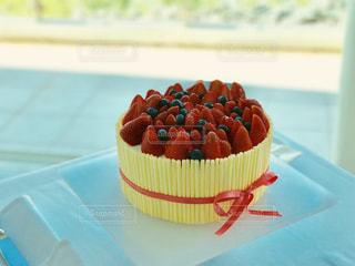 ウェディングケーキの写真・画像素材[1303799]