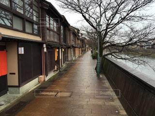 金沢の茶屋街の写真・画像素材[1304398]