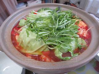 女子会でトマト鍋の写真・画像素材[1305289]