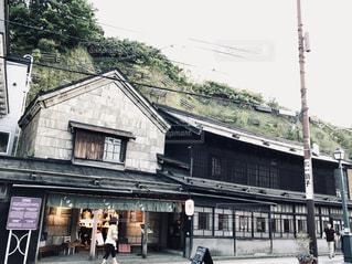 昔の街並みの写真・画像素材[1350514]