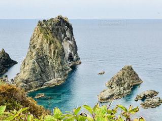 神威岬の写真・画像素材[1353022]