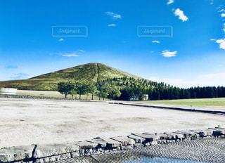 モエレ山の写真・画像素材[1376022]