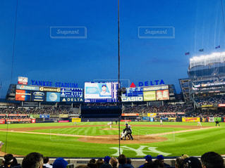 ヤンキーススタジアムの写真・画像素材[1309870]