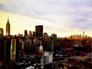 マンハッタンの景色の写真・画像素材[1322188]