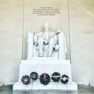 Lincoln Memorialの写真・画像素材[1344258]