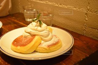 奇跡のパンケーキの写真・画像素材[1306101]