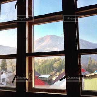 窓からの眺めの写真・画像素材[707548]