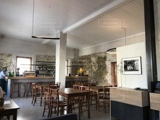 お洒落なカフェの写真・画像素材[1306360]