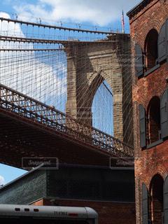 ブルックリンブリッジの写真・画像素材[1311208]