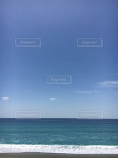 海の横にある水します。の写真・画像素材[1309580]