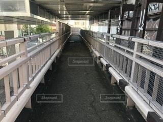 歩道橋ストリートの写真・画像素材[1308160]