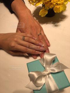 結婚指輪の写真・画像素材[1308595]