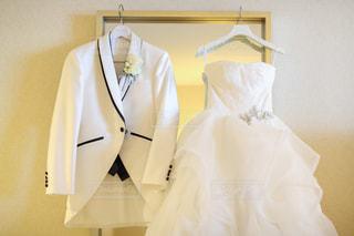 結婚ドレスの写真・画像素材[1317642]