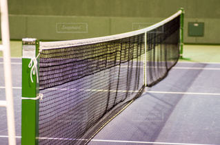 テニスコートの写真・画像素材[1481343]