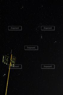星空の写真・画像素材[1758525]