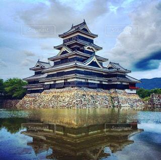 松本城の写真・画像素材[1322311]