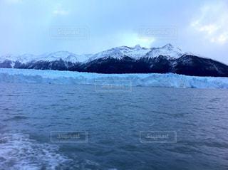 雪と氷の世界の写真・画像素材[1309853]
