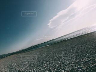 海の横にある水します。の写真・画像素材[1310589]
