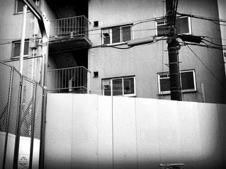 廃墟の写真・画像素材[40182]