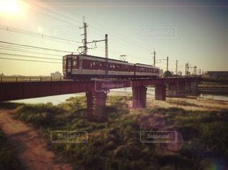 電車の写真・画像素材[40285]