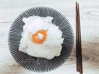 ハイスペック納豆ご飯の写真・画像素材[1612940]