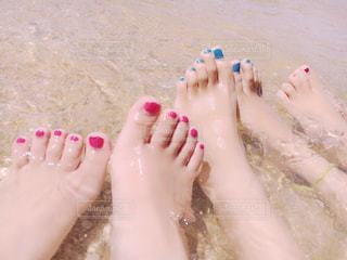海とネイルの写真・画像素材[1311147]