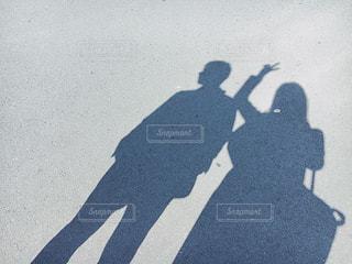 影の写真・画像素材[1316217]
