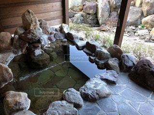 温泉の写真・画像素材[3572233]