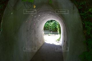 トンネルの写真・画像素材[1387478]