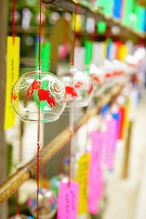 如意輪寺の風鈴の写真・画像素材[1316272]