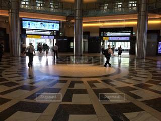 東京駅 内観の写真・画像素材[1389847]