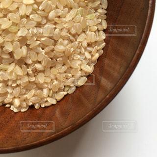 皿の上のご飯の写真・画像素材[1429960]