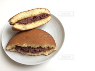 サンドイッチ プレート、の写真・画像素材[1450539]