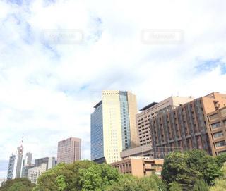 都市の高層ビルの写真・画像素材[1465243]