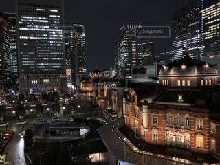 夜の街の写真・画像素材[1537177]