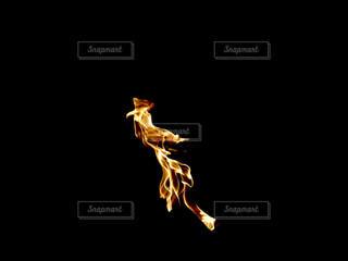 火気の写真・画像素材[1687433]